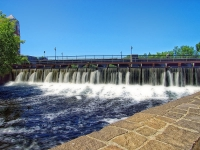 The Charles River Dam